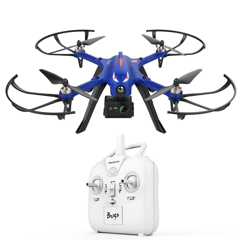Drone Drocon Bugs 3 - 2.4 Ghz, 6 Axes, FPV Vidéo (vendeur tiers)