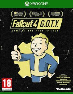 Fallout 4 GOTY sur Xbox One - (Français inclus)