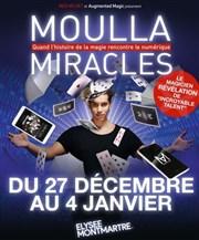 Billet pour le spectacle magicien Moulla
