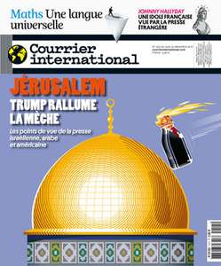 Courrier international pendant 6 mois gratuitement (version numérique)