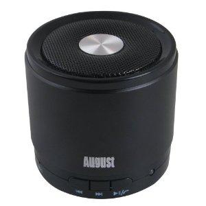 Enceinte portable August Bluetooth MS425B 3W avec Microphone