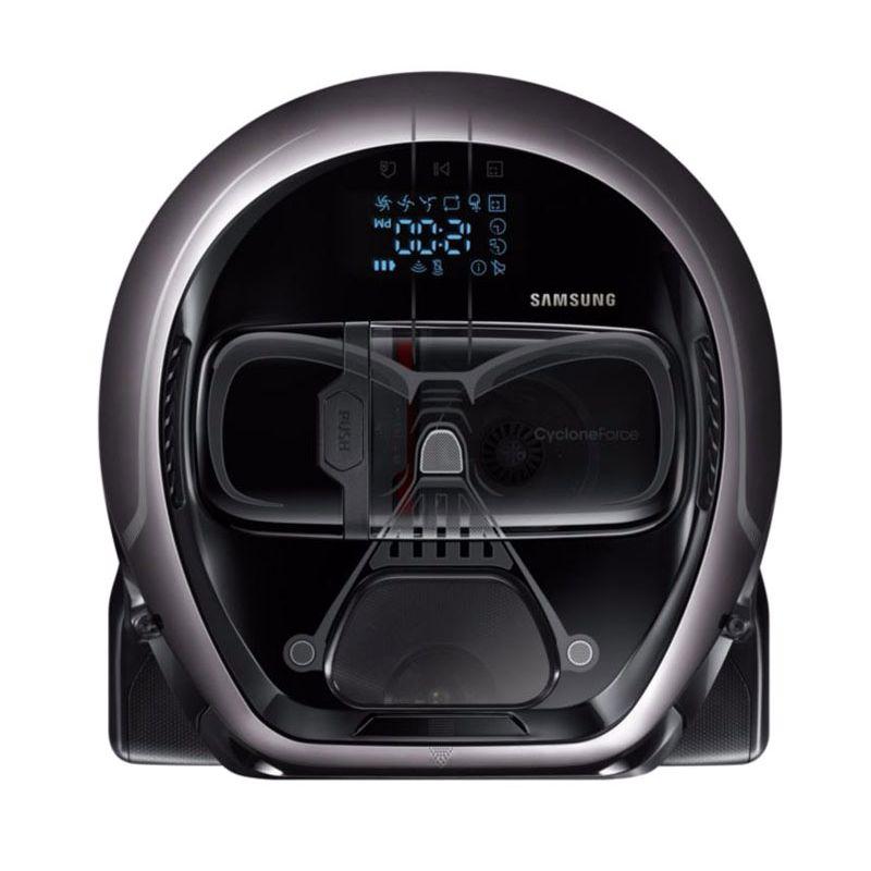 Aspirateur robot Samsung Powerbot SR10M703PW9 Stars Wars - Dark Vador (via ODR de 120€)