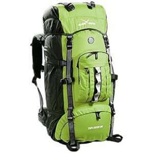 Sac à dos Black Canyon Rucksack Explorer 60 Litres (Vert ou Orange)