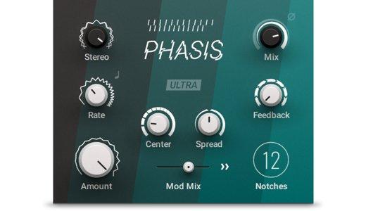 Plugin Native Instruments VST Phasis gratuit (dématérialisé)