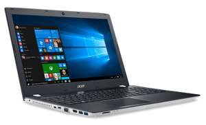 "PC portable 15.6"" Acer Aspire E5575G578N - i5-7200U, 8 Go RAM, 1 To, GeForce GTX 950M, Blanc"