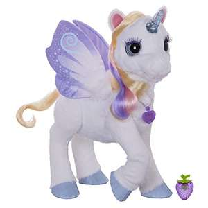 Peluche Furreal Friends B04501010 - Starlily Ma Licorne Magique + Hand Spinner