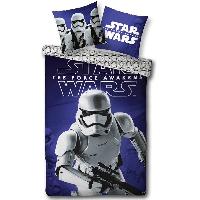 Parure de lit housse de couette + taie Star Wars