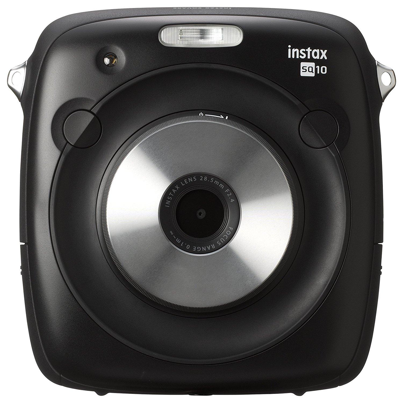 Appareil photo instantané Fujifilm Instax Square SQ10 - Noir