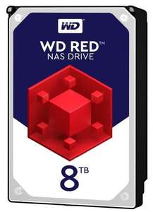 "Disque dur interne 3.5"" Western Digital Red WD80EFZX NAS Drive - 8 To"