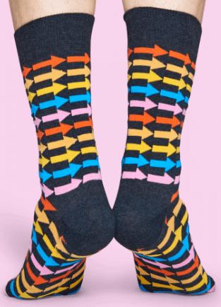 Chaussettes Direction DIR01-9001 Multicolores - Tailles : 36-40 ou 41-46