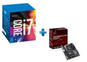 Carte mère Maximum VIII Ranger + Processeur Core i7-7700K
