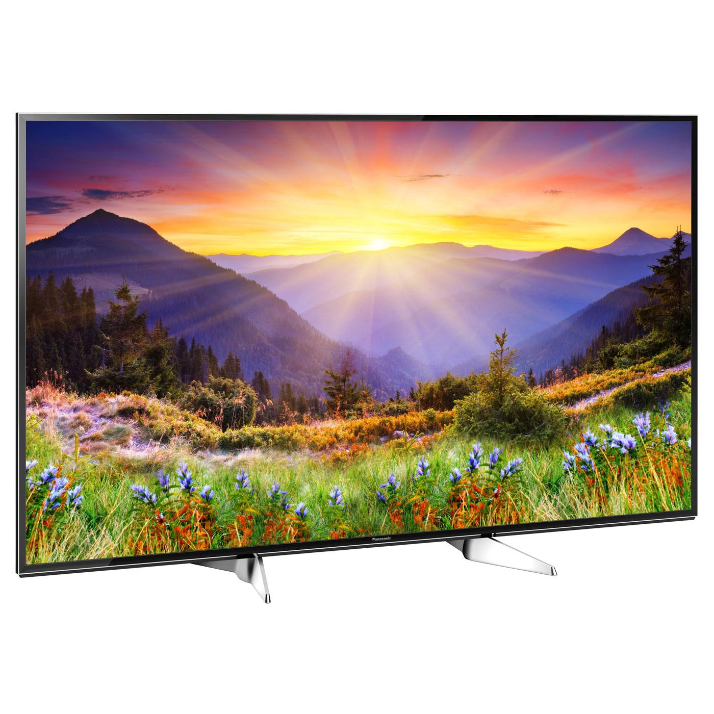 """TV 55"""" Panasonic TX-55EX600E - LED, 4K UHD, HDR, Smart TV (via ODR de 150€)"""