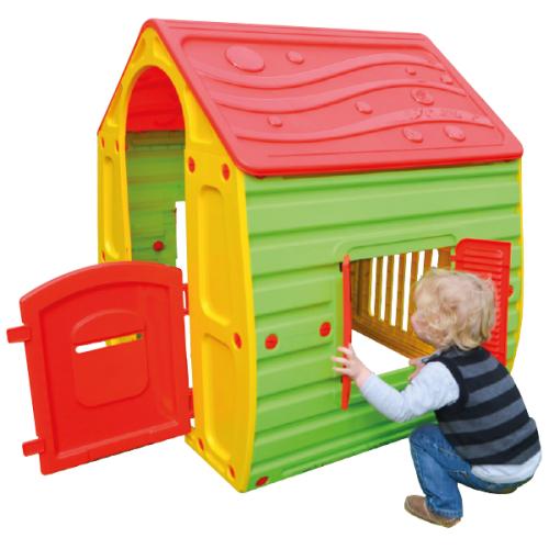 Cabane pour enfants (102x90x109cm)
