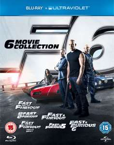Coffret Blu-Ray Fast and Furious