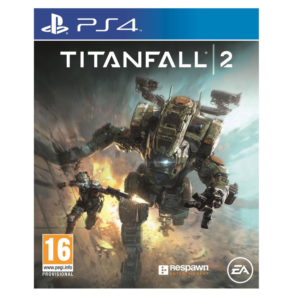 Sélection de jeux vidéo en promotion - Ex Titanfall 2 sur PC et PS4 chez Manor (frontaliers Suisse)