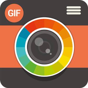 """Sélection d'applications photo """"pro"""" gratuites sur Android. Ex. Gif Me! Camera Pro gratuite"""
