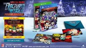South Park: L'Annale du Destin - Edition Deluxe sur One et PS4