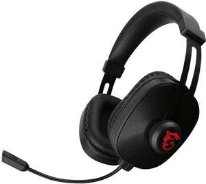Casque-micro gamer MSI Gaming Headset S - PC