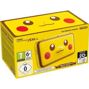 [Précommande - CDAV] Console New Nintendo 2DS XL Édition Pikachu