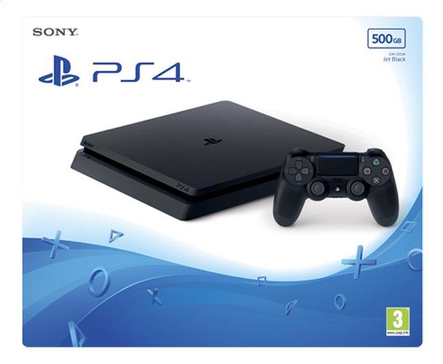 Sélection de packs console Sony PS4 en promotion - Ex : Slim 500 Go + le jeu Qui es tu ? (frontaliers Belgique)