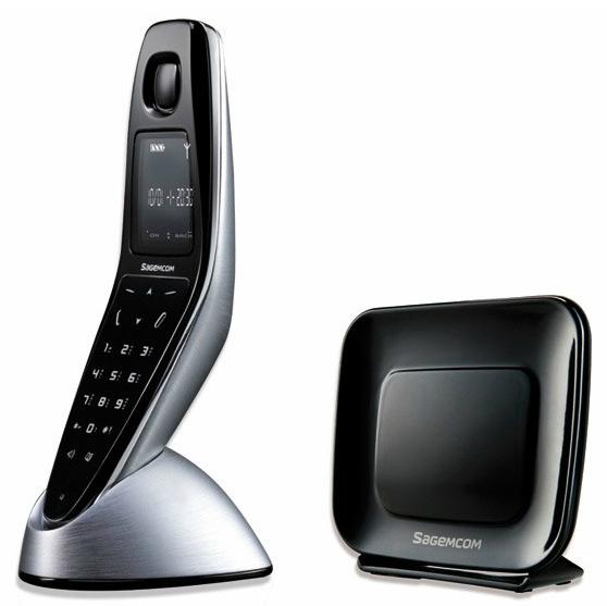 Sélection de produits high-tech en promo - Ex : Téléphone sans fil Sagemcom Sagem D790