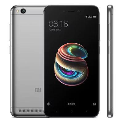 """Smartphone 5"""" Xiaomi Redmi 5A - SnapDragon 425, 2 Go de RAM, 16 Go, 4G (B20), gris"""