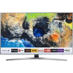 "TV 49"" Samsung UE49KU6450 - TV LED UHD - Smart TV - 1500 PQI"