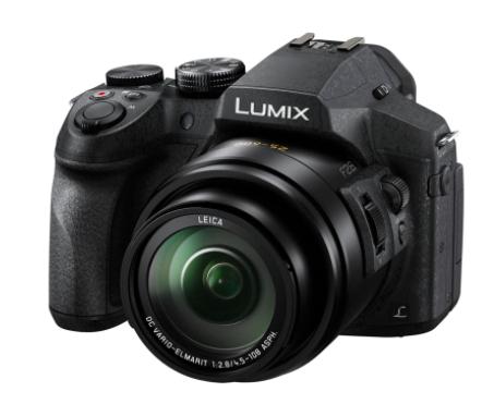appareil photo Bridge Panasonic FZ300