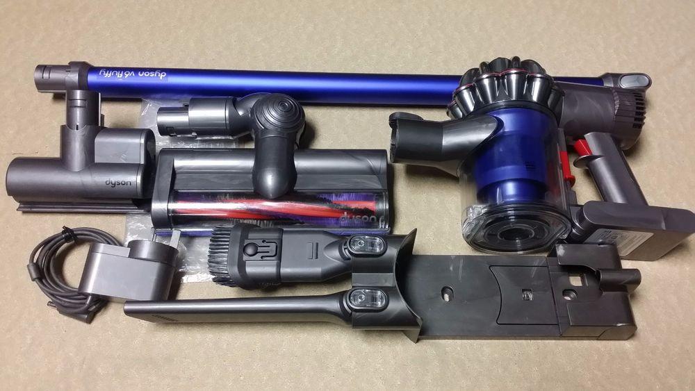Aspirateur Sans-fil Dyson V6 Fluffy - Reconditionné à Neuf
