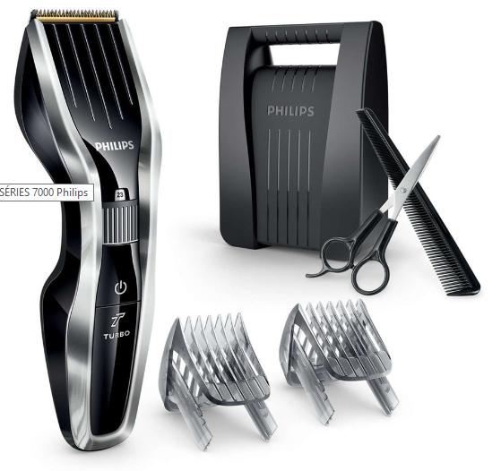 20% de réduction immédiate sur une sélection de produits Philips - Ex: Tondeuse à cheveux HC7450/8 Séries 7000 avec Lames Titane à 27,99€ FDPIN