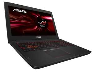 PC Portable 17,3'' Asus ROG FX753VE-GC160T - Full HD - i7-7700HQ - 1 To + SSD128 Go - RAM 8 Go -  GTX 1050 Ti 4 Go - Windows 10