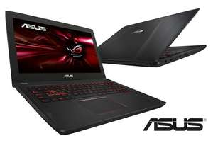 "PC Portable 17.3"" Asus FX753VE-GC203T - Full HD, i7-7700HQ, HDD 1 To + SSD 256, RAM 16 Go, GTX 1050 Ti 4 Go, Windows 10"