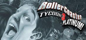 Jeu PC (dématérialisé) RollerCoaster Tycoon 3: Platinum