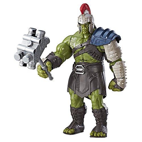 Figurine electronique Marvel Hulk + un Hand Spinner offert