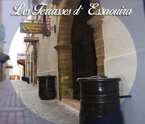 """5€ la nuit dans l'hôtel 4* """"Les terrassses d'Essaouira"""" à Essaouira (Petit déjeuner inclus) entre mai et septembre 2018"""