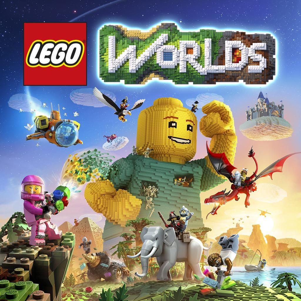 Sélection de jeux Nintendo Switch (Dématérialisés) en promotion - Ex : Lego Worlds