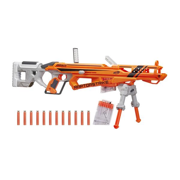 Nerf Elite-Pistolet Accustrike Raptorstrike