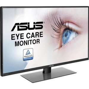"Ecran PC 32"" Asus VA32AQ - LED, IPS, WQHD (2560 x 1440), 5 ms, 250 cd/m²"