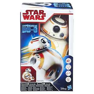 BB8 Deluxe Radiocommandé Star Wars Episode 8