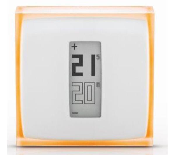 Thermostat connecté Netatmo (avec ODR 30€ + 53.70€ en Superpoints)