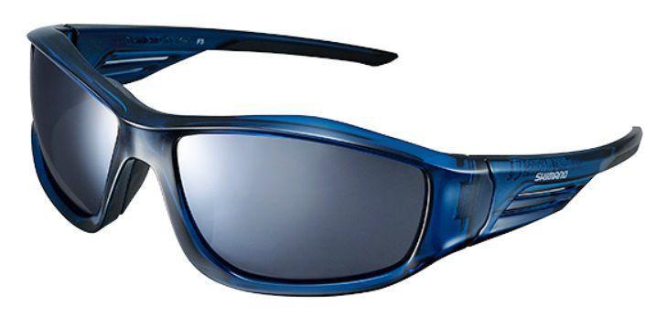 Lunettes Vélo Shimano S42X - Bleu