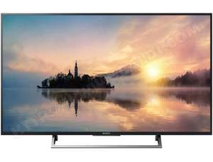 "TV 55"" Sony KD55XE7005BAEP - 4K UHD (via ODR 20%)"