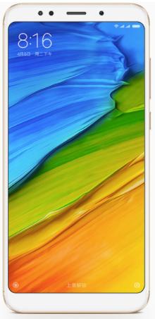 """Smartphone 5.7"""" Xiaomi Redmi 5 16Go Global Rom"""