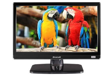 "TV 16"" Brandt B1612HD  LED, HD"