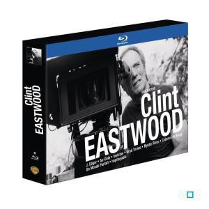 Coffret 8 Blu-ray Clint Eastwood réalisateur - [Édition Limitée]
