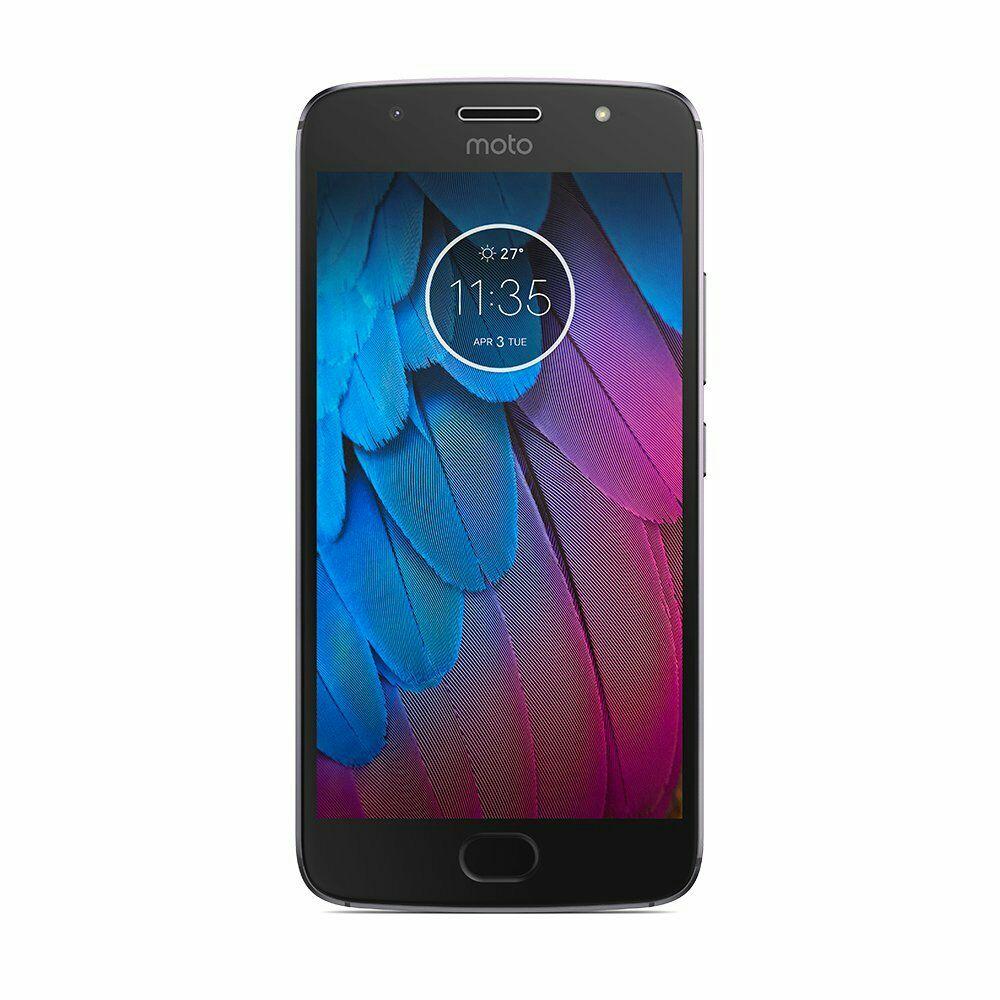 """Smartphone 5.2"""" Motorola Moto G5S - 4G, 32Go ROM, 3Go RAM, Double Nano-SIM (Avec ODR de 50€)"""