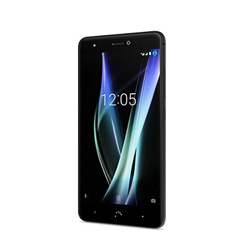 "Smartphone 5.2"" BQ Aquaris X 32Go, 3Go RAM, Snapdragon 626, 16 MPx - Noir ou blanc"