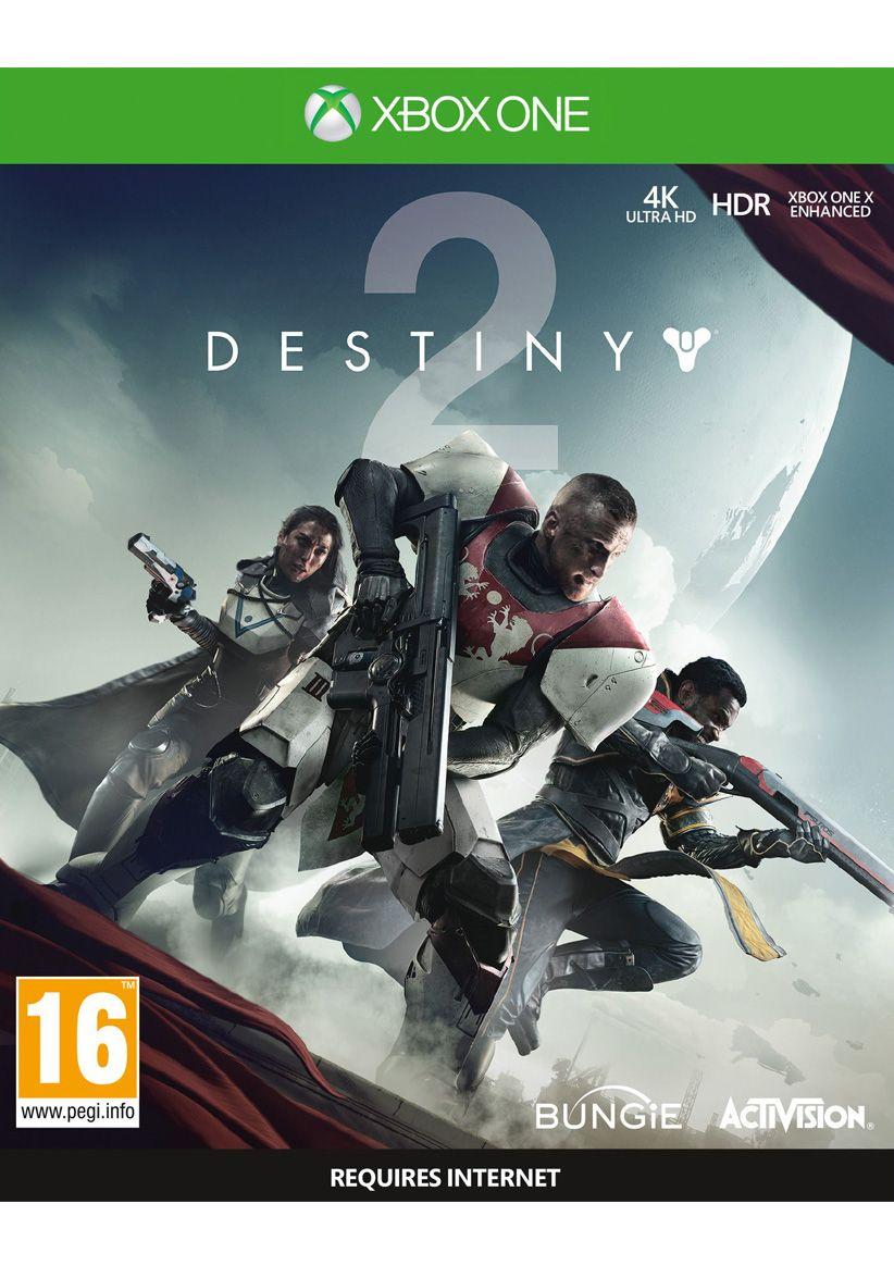 Sélection de jeux PS4 en promotion - Ex : Destiny 2 sur Xbox One (VF)