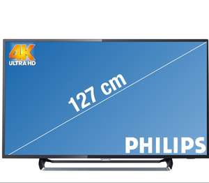 "TV 50"" Philips 50PUS6262 - LED, 4k (Frontaliers Suisse)"