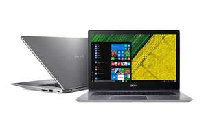 "PC Ultrabook 14"" Acer Swift 3 - Full HD IPS, i7-7500U, 8Go RAM, SSD 256Go, Windows 10"